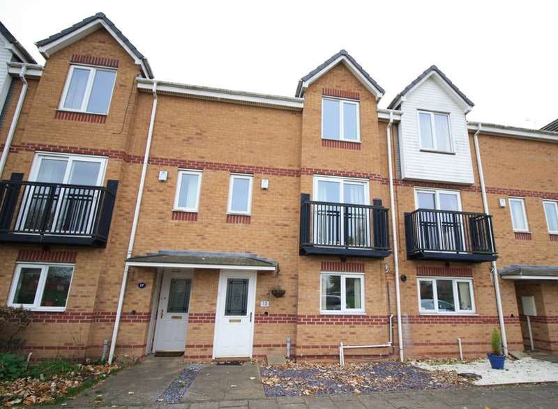 5 Bedrooms Terraced House for sale in Trimpley Drive, Coventry, West Midlands, CV6