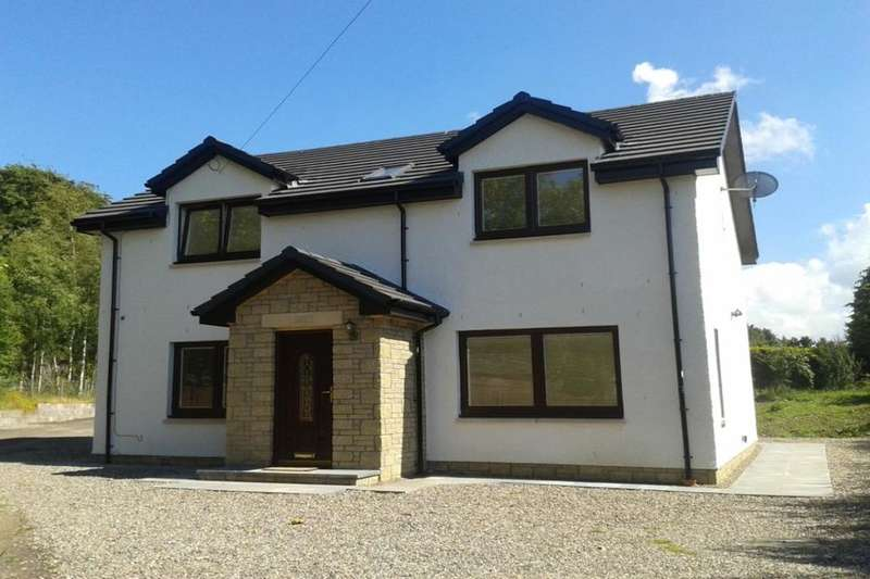4 Bedrooms Detached House for sale in Murthly, Perth, PH1