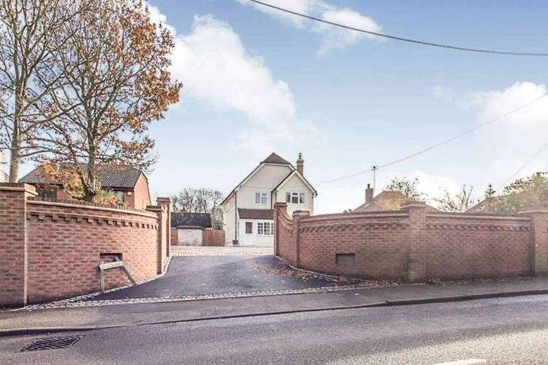 3 Bedrooms Detached House for sale in Leeds Road, Langley, Maidstone, ME17