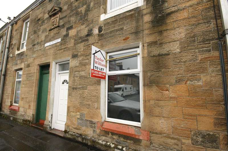 1 Bedroom Apartment Flat for rent in Clyde Street, Grangemouth