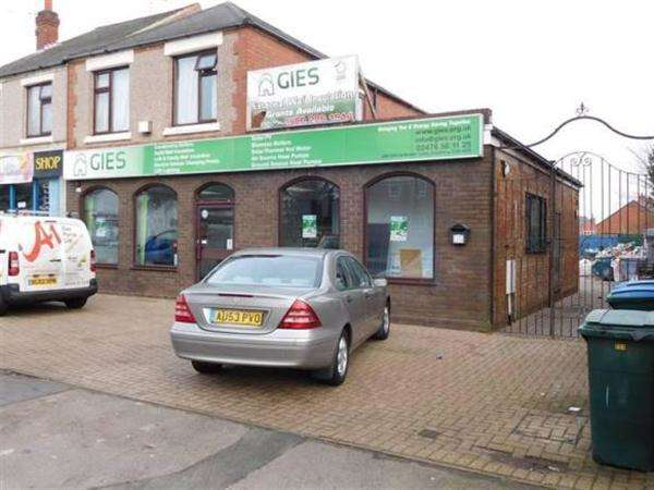 Commercial Property for rent in Holbrook Lane, Coventry