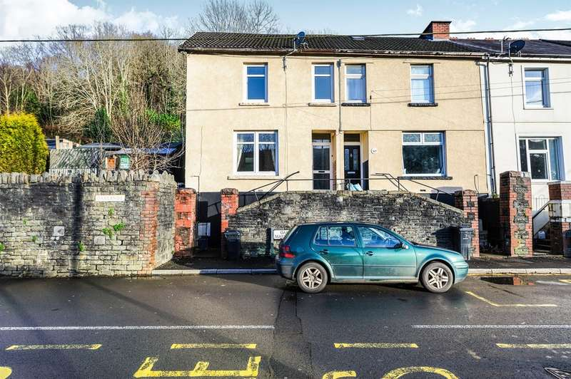 3 Bedrooms Terraced House for sale in Oaklands, Merthyr Vale, Merthyr Tydfil
