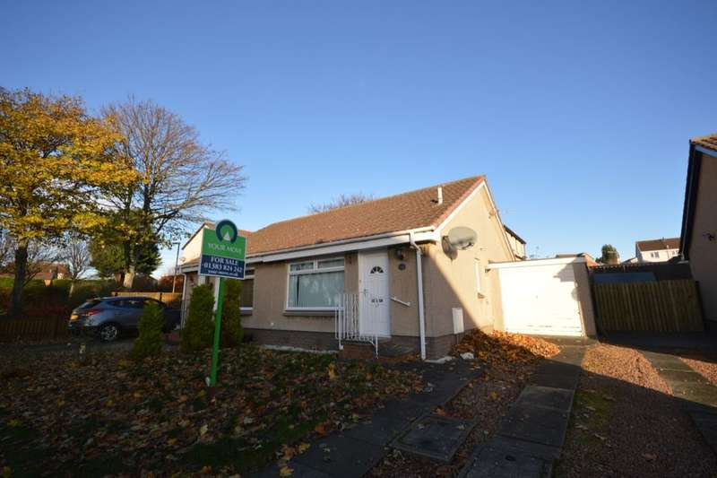 1 Bedroom Bungalow for sale in Morlich Grove, Dalgety Bay, Dunfermline, KY11