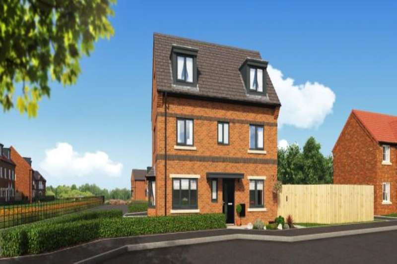 4 Bedrooms Detached House for sale in Woodford Lane West, Winsford, CW7