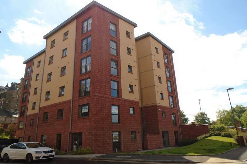 2 Bedrooms Flat for rent in Slateford Gait, Edinburgh, EH11