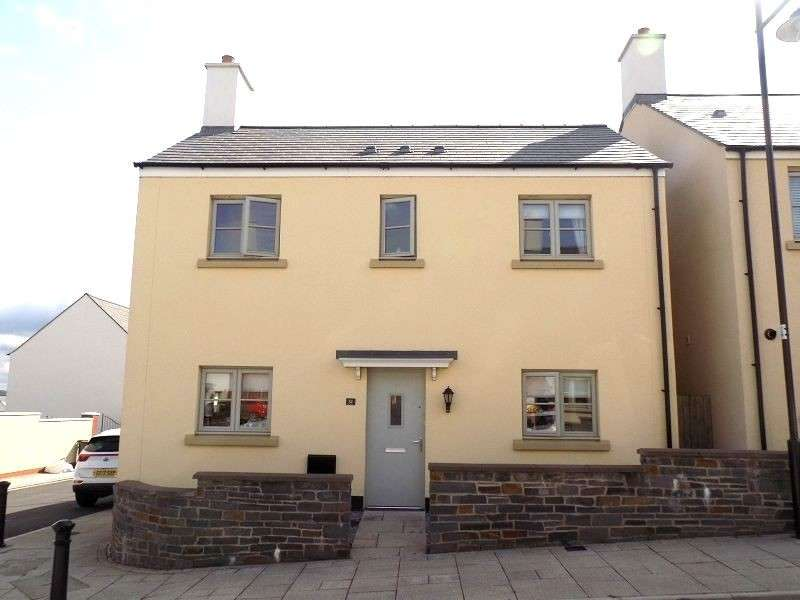 3 Bedrooms Detached House for sale in Lon Y Grug , Llandarcy, Neath, Neath Port Talbot. SA10 6FW