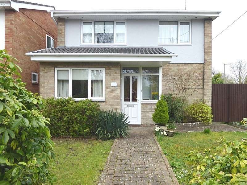 3 Bedrooms Detached House for sale in Moorgreen Road, West End, Southampton, SO30