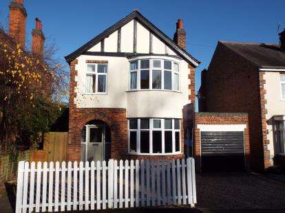 3 Bedrooms Detached House for sale in New Street, Earl Shilton, Leicester, Leicestershire