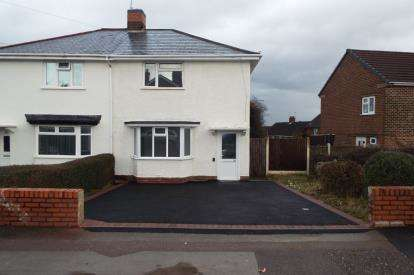 3 Bedrooms Semi Detached House for sale in Carsic Lane, Sutton In Ashfield, Nottingham, Nottinghamshire
