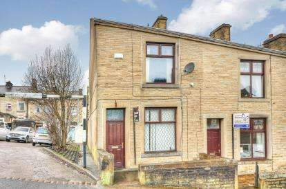 2 Bedrooms End Of Terrace House for sale in Stanley Street, Colne, Lancashire, BB8