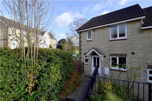 3 Bedrooms Semi Detached House for sale in Catswood Court, Stroud, Gloucestershire, GL5 1XR