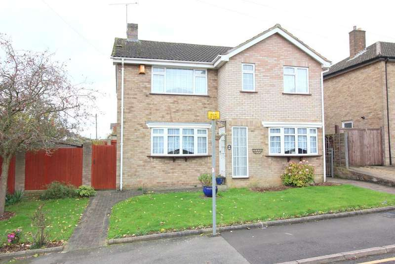 4 Bedrooms Detached House for sale in Beaconsfield, Luton, Bedfordshire, LU2 0RW
