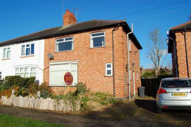 3 Bedrooms Semi Detached House for sale in Norman Road, Abington, Northampton NN3 2SG