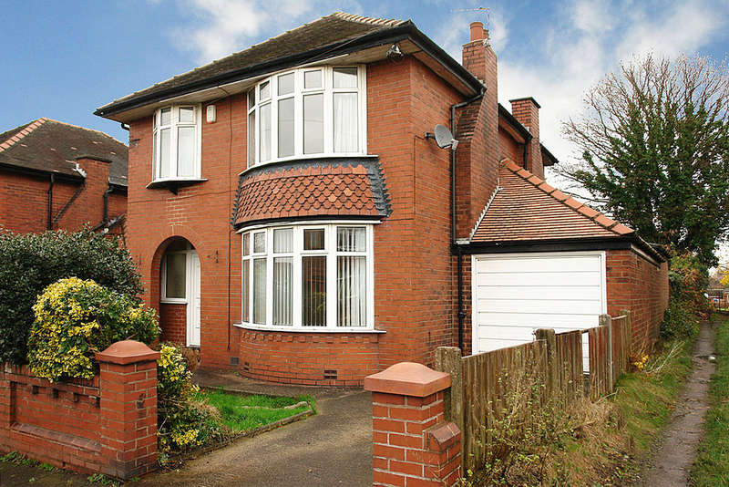 3 Bedrooms Detached House for sale in Moss Lane, Middleton, Manchester