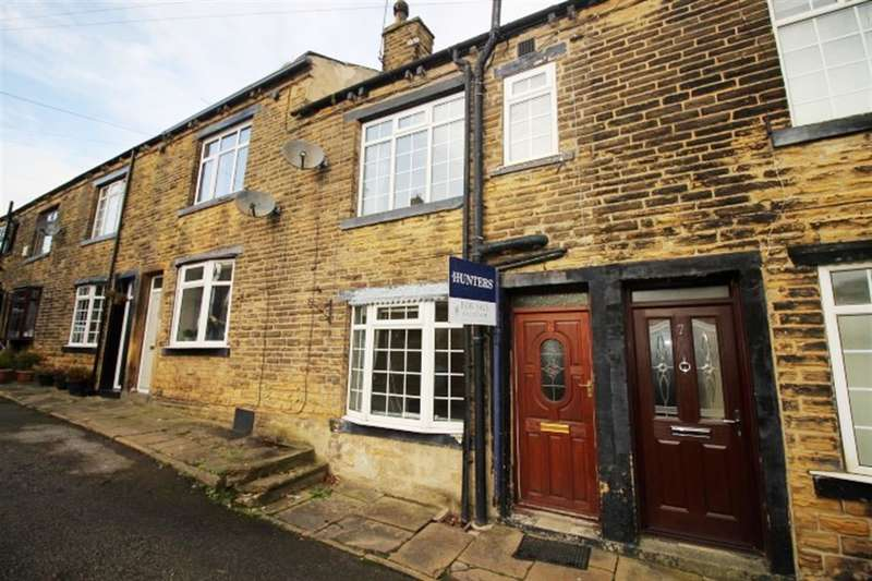 2 Bedrooms Terraced House for sale in Sharp Row, Pudsey, LS28 9HZ