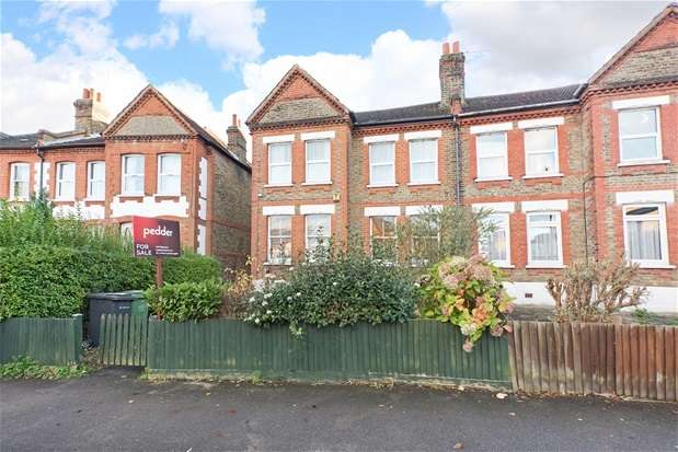 2 Bedrooms Flat for sale in Adamsrill Road, Sydenham