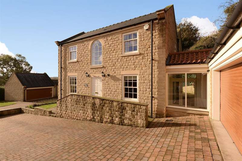 4 Bedrooms Detached House for sale in Main Street, West Tanfield, Ripon, HG4 5JJ