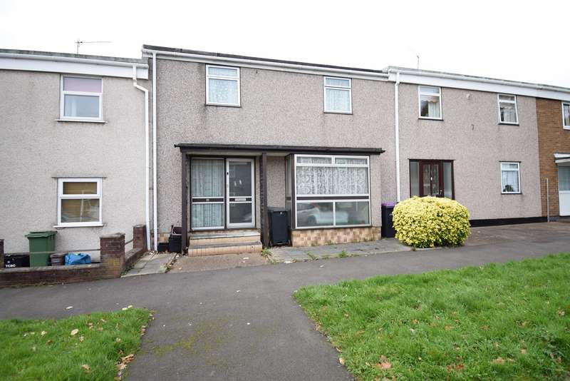 2 Bedrooms Terraced House for sale in Porthmawr Road, Cwmbran, NP44
