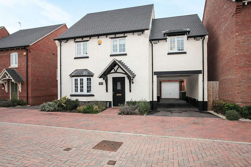 4 Bedrooms Detached House for sale in Red Cross Way, Nuneaton, CV10