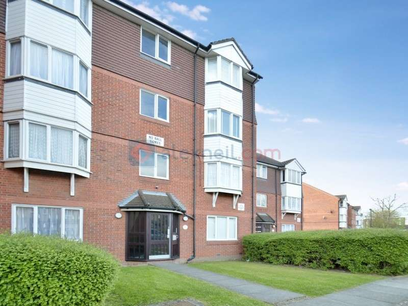 2 Bedrooms Flat for sale in Weald Close, South Bermondsey SE16