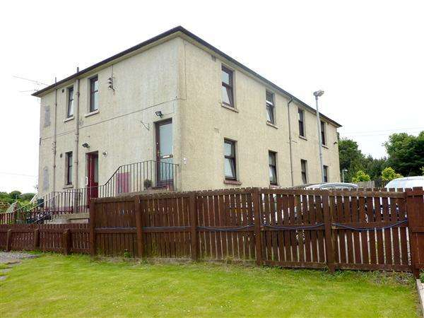 2 Bedrooms Flat for rent in Mather Terrace, Laurieston, Falkirk