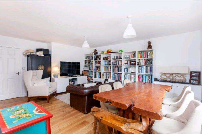 2 Bedrooms Apartment Flat for sale in Clephane Road, N1