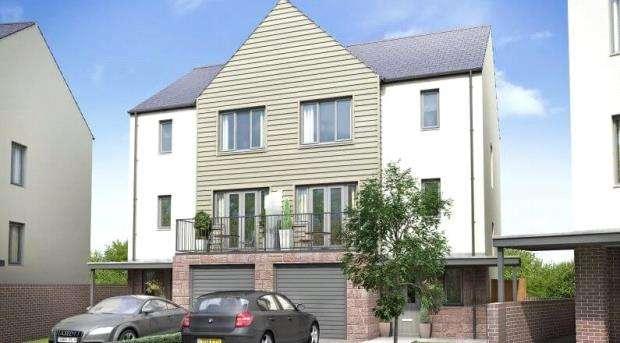 4 Bedrooms Semi Detached House for sale in 58 Harrison, Paignton, Devon