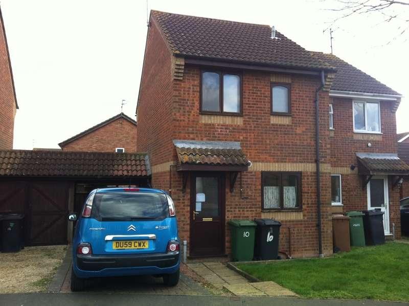 2 Bedrooms Property for rent in Mardale Gardens, Gunthorpe, Peterborough. PE4 7GD