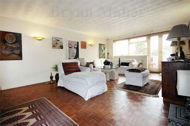 3 Bedrooms Flat for sale in Talisman Way, Wembley Park