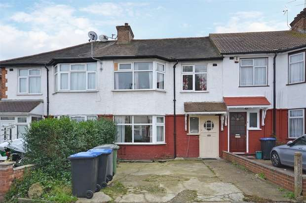 4 Bedrooms Terraced House for sale in Station Crescent, WEMBLEY, Middlesex