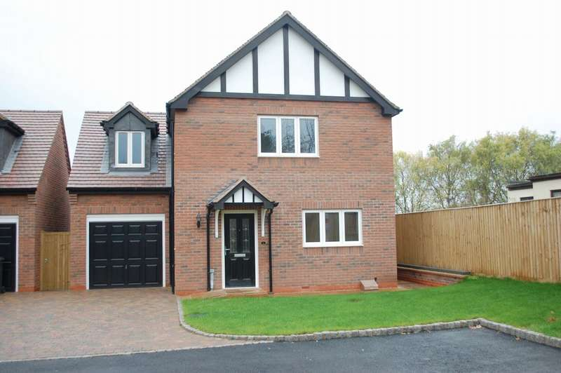 4 Bedrooms Detached House for sale in Salford Road, Bidford On Avon, B50