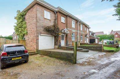 5 Bedrooms Semi Detached House for sale in Horndean, Waterlooville, Hampshire