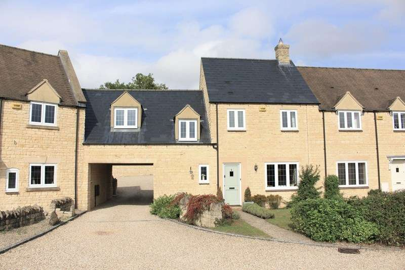 3 Bedrooms Link Detached House for rent in The Stocks, Chadlington, Chipping Norton