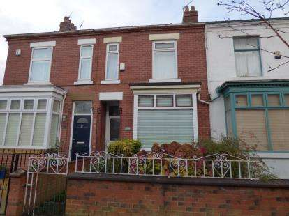 2 Bedrooms Terraced House for sale in Cranbourne Road, Old Trafford, Manchester, Greater Manchester