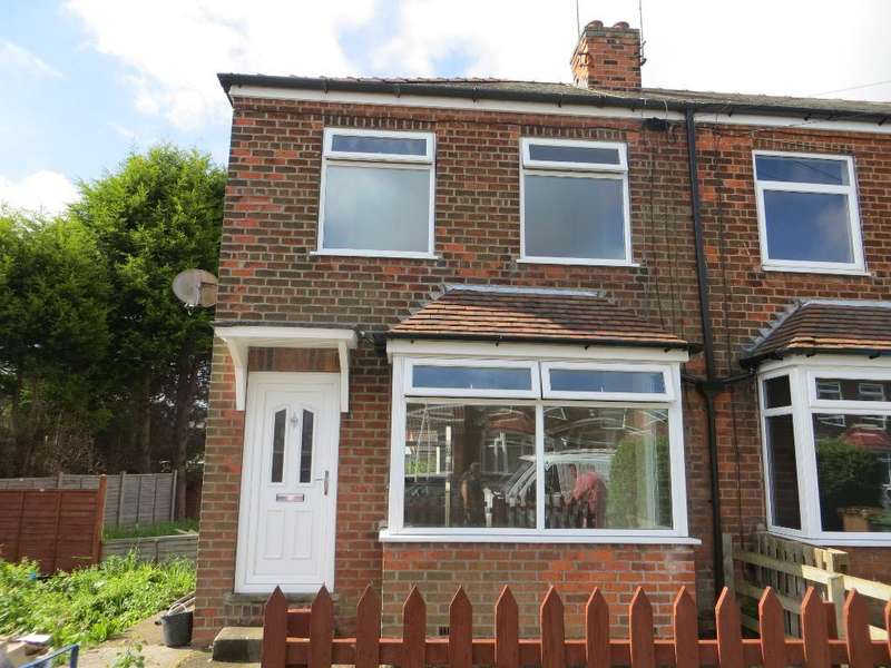 2 Bedrooms Terraced House for rent in Bedford Road, Hessle, HU13 9BY