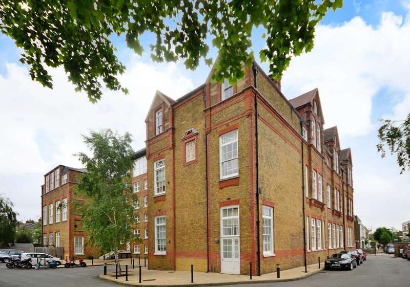 2 Bedrooms Flat for sale in Scholars Place, Stoke Newington, N16