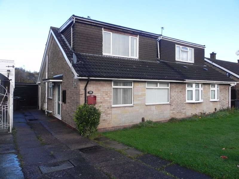 4 Bedrooms Bungalow for sale in Friesland Drive, Wolverhampton, WV1 2AE