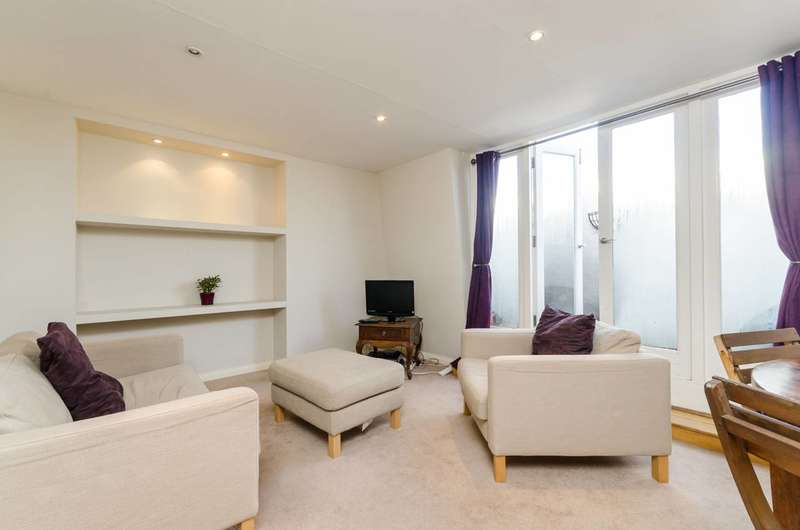2 Bedrooms Flat for sale in New Kings Road, Fulham, SW6