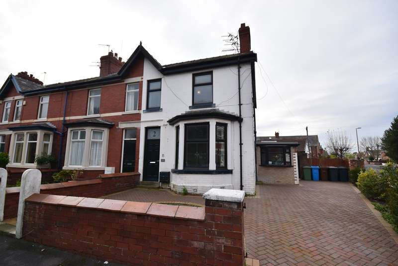 4 Bedrooms End Of Terrace House for sale in Hope Street, Lytham St Annes, FY8
