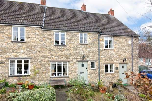 3 Bedrooms Terraced House for sale in Mill House Court, Willow Vale