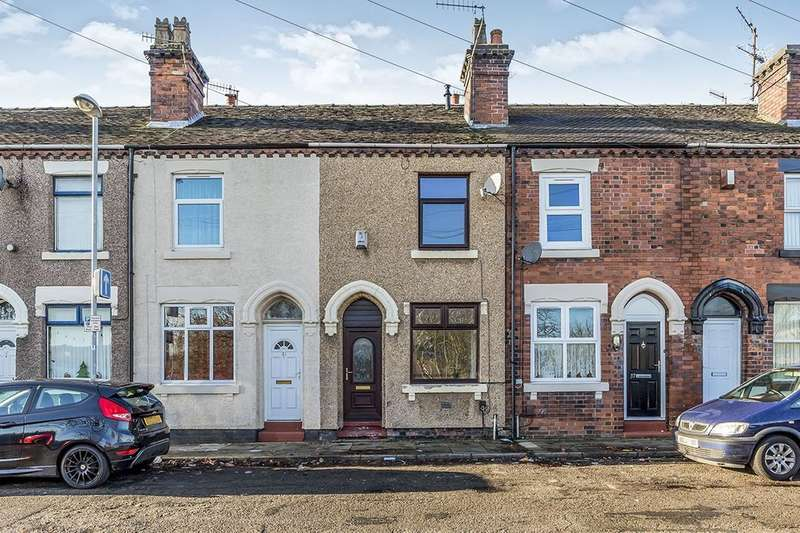 2 Bedrooms Terraced House for sale in Mountford Street, Stoke-On-Trent, ST6