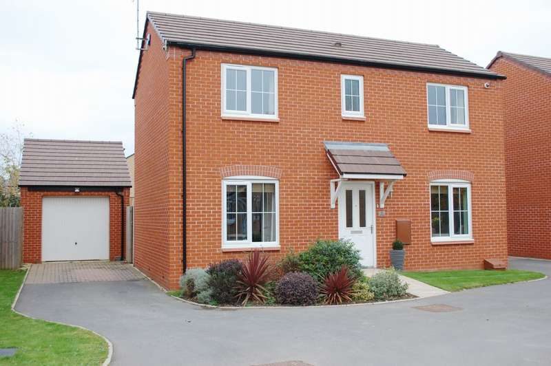 3 Bedrooms Detached House for sale in Chestnut Way Bidford On Avon Alcester