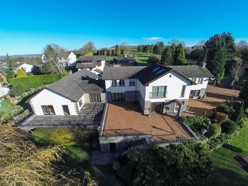 6 Bedrooms Detached House for sale in Penllyn Village, Cowbridge, The Vale Of Glamorgan