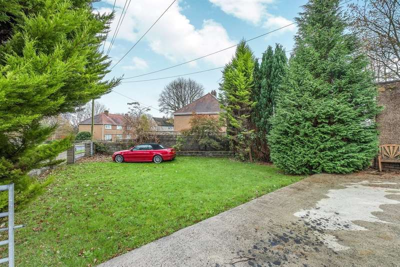 2 Bedrooms Land Commercial for sale in Coombe Tennant Avenue, Skewen, Neath