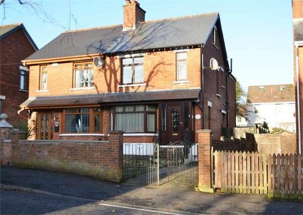 3 Bedrooms Semi Detached House for sale in Deerpark Road, Belfast, County Antrim