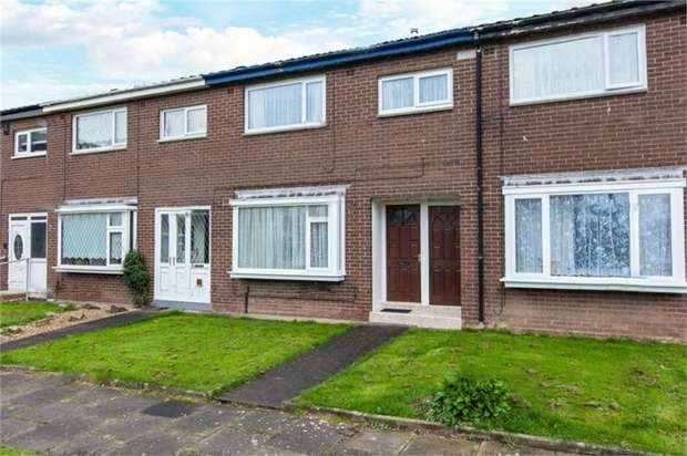 3 Bedrooms Terraced House for sale in Edmonton Place, Blackpool, Lancashire