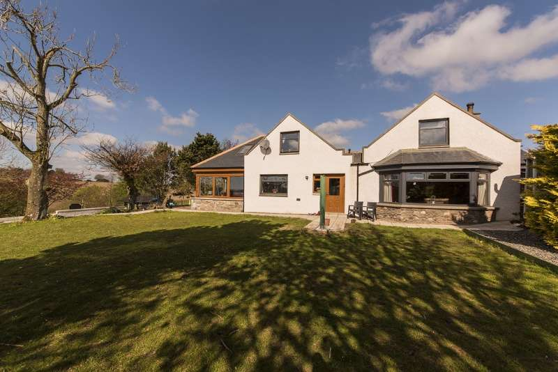 5 Bedrooms Detached House for sale in Woodhead, Fyvie, Turriff, Aberdeenshire, AB53 8PL