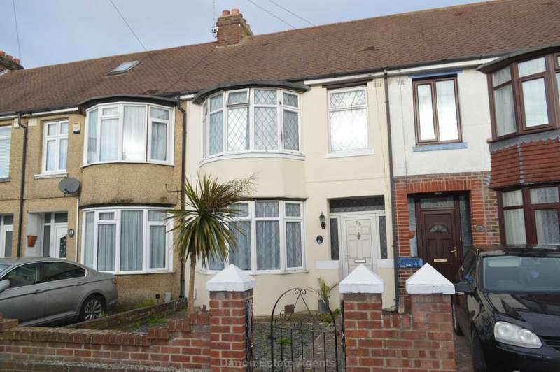 3 Bedrooms Terraced House for sale in Hastings Avenue, Elson