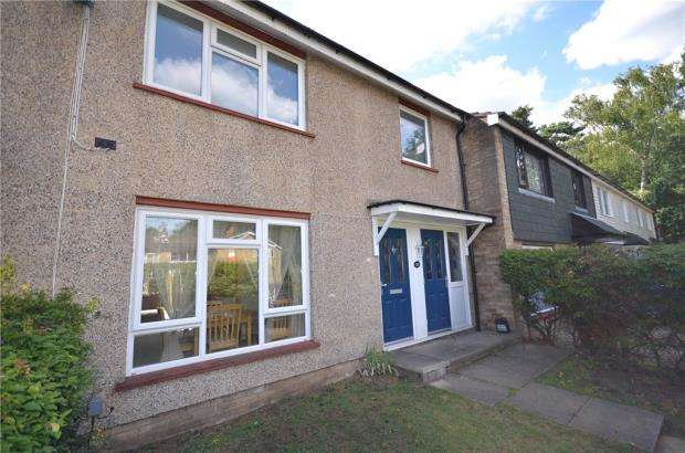 3 Bedrooms Terraced House for sale in Wallingford Close, Bracknell, Berkshire