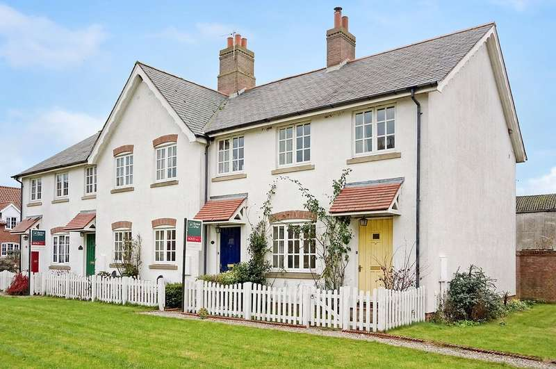 3 Bedrooms End Of Terrace House for sale in Manor Chase, Long Marston